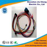 Constructeur à angle droit de câble équipé
