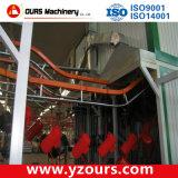 Farbanstrich-Raum für Metallprodukte