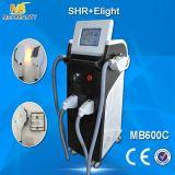 毛の取り外し(MB600C)のためのIPL&RF Elos最新のShrの機械