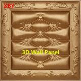 revêtement décoratif de mur de titre de mur de panneau de panneau de mur 3D