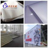 PVC Flex Banner Making Machine para pano de tecido de lâmpada