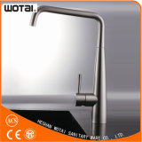 Wt1021bn-Kf Zinc Handle Brass Faucet de corpo para cozinha