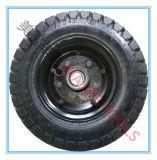 Roue en caoutchouc pneumatique de 18 pouces 5.00-8 pour Muddy Road Tools