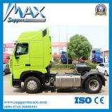 Excellent Sinotruk HOWO 4X2 T7H Grande Puissance tracteur lourd chariot