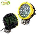 luz de conducción campo a través negra de 7inch 63W LED con el CREE LED