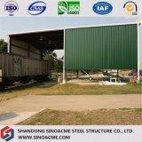 Sinoacmeは鉄骨構造の鉄道おおいを組立て式に作った