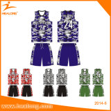 Desgaste quente do esporte de Jersey do basquetebol do Sublimation da camisa do Sell