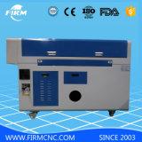 Pano de acrílico de papel CNC gravura a laser de CO2/ máquina de corte