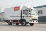 Camion refrigerato della frutta fresca di marca di Sinotruk