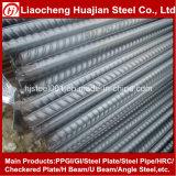 Barre en acier déformée HRB400 de 10 mm utilisée pour la construction