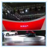 Schermo di visualizzazione dell'interno del LED di P7.62 HD per il Car Show