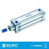 Cylindre pneumatique de série de la norme de l'OIN DNC
