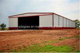 Edifício de aço pré-fabricado, vertente do armazém do metal, armazém de aço (SS-174)