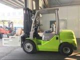 De Motor van Japan Diesel van 3 Ton Vorkheftruck met de Klem van de Baal