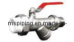 Válvula de filtración de PPR