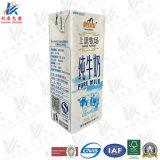 Papier d'emballage stratifié aseptique liquide