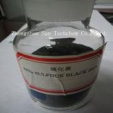 صبغ كبريت أسود [بر] 180% 200% 220% 240% لأنّ نسيج