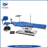 Tabella chirurgica elettrica della strumentazione dell'ospedale adatta a raggi X