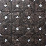 ACP モザイクタイル、壁装飾用アルミニウムプラスチックパネルモザイク