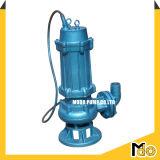 Pompe centrifuge électrique submersible 50mètres de la tête des eaux usées