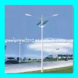 Luz solar de la luz de calle dos (GPA-DL-127)