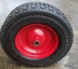650-8 PU roda sólida e Roda de Ar
