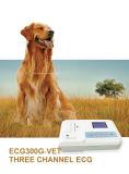 Électrocardiographe bon marché du vétérinaire ECG de voie numérique de qualité des prix