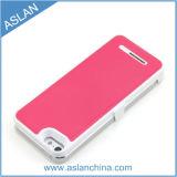 Flip Cover (ASD-027)를 가진 iPhone 5c Backup Battery를 위한 가벼운 External Case