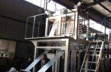 Linha dobro única máquina de sopro da película do parafuso