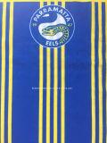 Bandeau multifonctionnel personnalisé fait sur commande de tube de collet de polyester promotionnel estampé par logo
