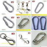 Crochet instantané industriel galvanisé à haute résistance de DIN5299A