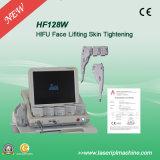 Hf-128 Professional Hifu se enfrentan a un equipo de elevación
