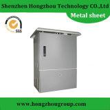Fabricación de la hoja del OEM para el recinto del metal