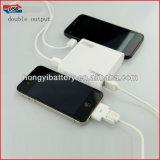 7800mAh Heißer Verkauf Dual USB Ausgang Portable Power Bank