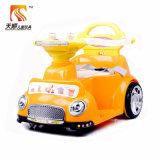 O silicone roda o brinquedo dos miúdos do carro elétrico das crianças de China