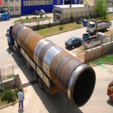 Cimento Rotary Kiln Parts / Kiln Body / Kiln Shell