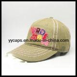 자수 (YYCM-120204)를 가진 야구 LED 모자