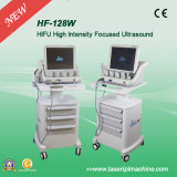 Equipamento de levantamento profissional da face de Hf-128 Hifu