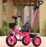 Kind-Baby-Kleinkind Trike Fahrrad-Fahrrad-Dreirad im Freien