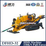Força de tracção Dfhd-32 Grande Máquina de perfuração direcional