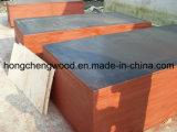 Madera contrachapada Shuttering para la madera contrachapada del anuncio publicitario del edificio