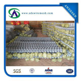 frontière de sécurité chaude de maillon de chaîne de vente de 50X50mm