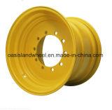 (Dw20X26) 트랙터 바퀴 변죽, 농장 변죽, 타이어 23.1-26를 위한 농업 강철 변죽