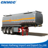 45000liter 3 Axle Gasoline Transport Tank Trailer for Sale