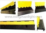 Gummikabel-Schoner 1.2.3.4 .5 Kanal-Hochleistungsschlauch-Rampe