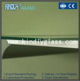 Verre trempé vert clair de 3,2 à 2 mm avec CE