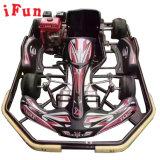 Go Kart Machine de jeu d'amusement de voiture de course de haute qualité exploité gaz Amusement Park