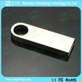 로고 (ZYF1156)를 가진 유일한 디자인 금속 USB 섬광 드라이브