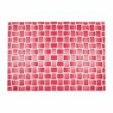 탁상을%s 혼합 색깔 100%년 폴리에스테에 의하여 길쌈되는 Tablemat