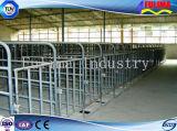 가축 (SSW-H-008)를 위한 조립식 가벼운 강철 구조물 돼지 집